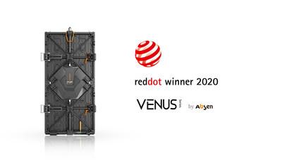 Red Dot winner 2020 - Absen Venus Series