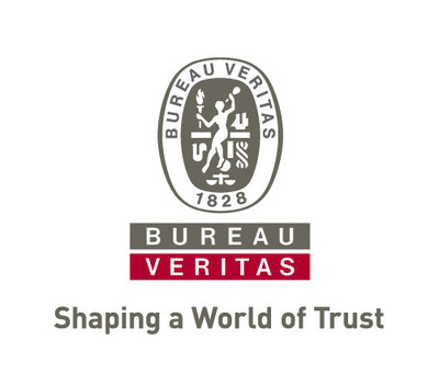 Bureau Veritas Logo (PRNewsfoto/Bureau Veritas Consumer Product)