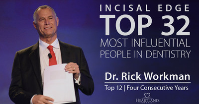 Rick Workman, DMD, is recognized as a thought-leader and advocate in dentistry.