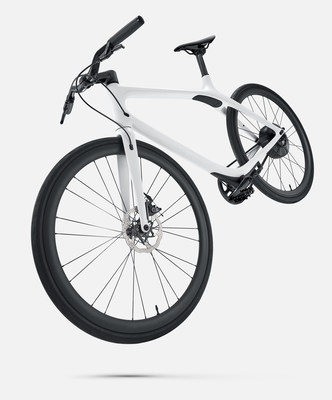 At just 26.4 pounds, the Gogoro Eeyo 1s ebike is for urban riders that demand agility over utility. Available today at https://eeyo.bike