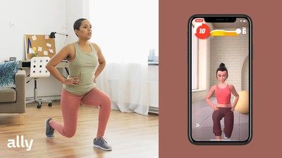 M12-backed startup launches computer vision based virtual fitness coach that never lets users cheat (CNW Group/Twenty Billion Neurons)