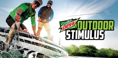 MTN DEW Announces Second Phase of Outdoor Stimulus