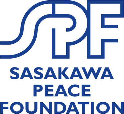 The Sasakawa Peace Foundation (SPF) Logo (PRNewsfoto/Sasakawa Peace Foundation)