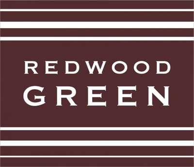 Redwood Green Corp. seeks to become the leading US cannabinoid CPG company with national scale. Redwood Green's mission is to provide consumers with high-quality, safe and effective cannabinoid products that are initially focused on consumer needs in athletic recovery, women's wellness and personal care. Redwood Green is publicly traded on OTC Markets under the trading symbol RDGC. (PRNewsfoto/Redwood Green Corp.)