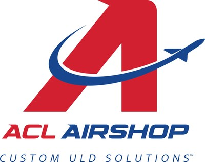 ACL Airshop logo. ACL Airshop is a technology-driven air cargo logistics services and manufacturing specialist with expert coverage at more than 50 of the world's top 100 cargo airports on 6 continents, serving 200 of the world's major airlines and other transportation customers. For more information visit www.ACLairsop.com. (PRNewsfoto/ACL Airshop)