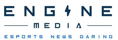 Engine Media: Esports News Gaming (PRNewsfoto/Engine Media Holdings, Inc.)