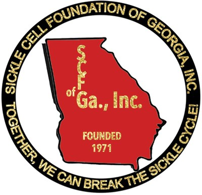 Sickle Cell of Georgia Logo (PRNewsfoto/SCFG)