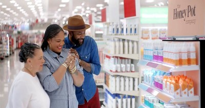 The Honey Pot founder, Beatrice Dixon, is featured in an advertisement for Target stores created in support of minority female-owned businesses. VAB's analysis found the commercial increased The Honey Pot sales 20-30% across its retailers following the campaign's launch. See the commercial here: https://www.ispot.tv/ad/ZEKu/target-entrepreneur-the-honey-pot