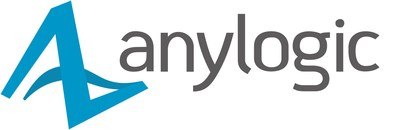 AnyLogic Logo (PRNewsfoto/The AnyLogic Company)