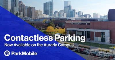 Effective September 1, 2020, the ParkMobile app will be the only parking payment app available on Auraria Campus in Denver, CO. Students, faculty, staff, and visitors will be able to use the ParkMobile app for touchless parking payments for over 4,100 parking spaces available on campus.