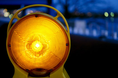 Brigade Electronics: improving safety for nighttime road construction workers (PRNewsfoto/Brigade Electronics)