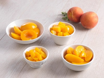 California Canned Cling Peaches