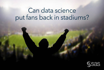 SAS for venue optimization helps stadiums and entertainment venues welcome fans while following COVID-19 guidelines.