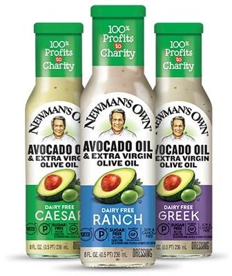 Newman's Own Avocado Oil Salad Dressing