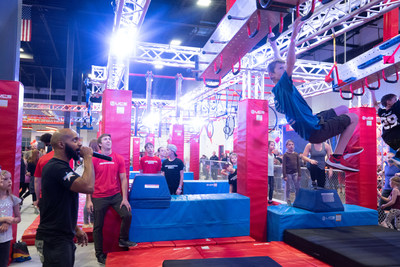 Ninja Nation's world-class obstacle course arenas are great for kids and adults of all ages. Jump in a class taught by a coach or drop in for open gym.