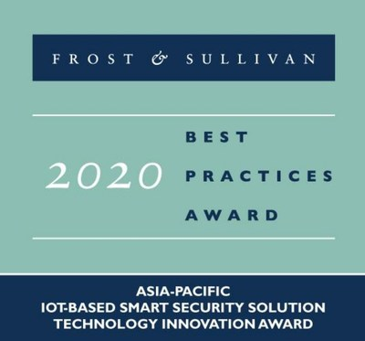 Frost & Sullivan, 2020 Best Practices Award