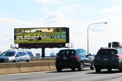 Innovative out-of-home ad tech helps tourism brands drive consumers to travel destinations throughout summer and year round.
