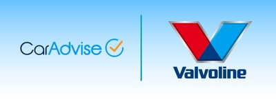 CarAdvise Partners with Valvoline Instant Oil Change to Enhance Customer Maintenance Network