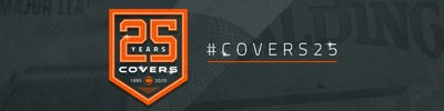 Covers 25 Logo