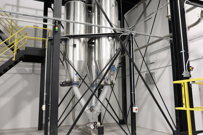 Folium Biosciences Decarboxylation Machine