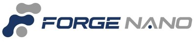 Forge Nano Logo (PRNewsfoto/Forge Nano Inc.)