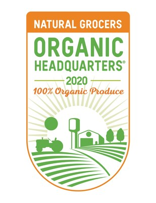 """Stop by Natural Grocers throughout September to celebrate Organic Harvest Month. In addition to our Five Founding Principles, """"organic"""" is at the heart of who Natural Grocers is as a company. Natural Grocers only sells USDA certified 100% organic produce, and we've always been active in promoting and protecting the integrity of the organic label."""