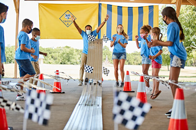 The Boy Scouts of America (BSA) is calling on kids and families to build and submit Pinewood Derby cars to compete in the Pinewood Derby 500 race hosted live on Facebook from the Texas Motor Speedway on Saturday, Sept. 12 at 11:00 a.m. EST.