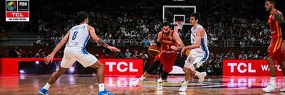 TCL sponsored 2019 FIBA Basketball World Cup