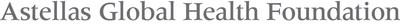 Astellas Global Health Foundation logo (PRNewsfoto/Astellas Pharma Inc.)