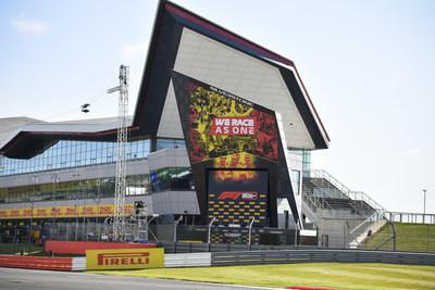Formula 1 to present renewed #WeRaceAsOne initiative at Autosport International Connect.