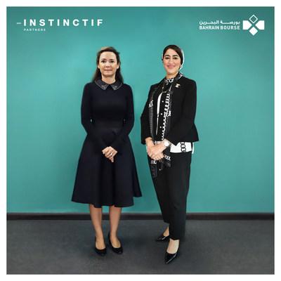 Bahrain Bourse Collaborates with Instinctif Partners to Develop IR Best Practice Among Listed Companies (PRNewsfoto/Instinctif Partners MENA)