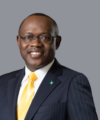 Deputy Prime Minister, the Honourable I. Chester Cooper, Minister of Tourism, Investments and Aviation.
