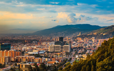 Colombia S.A.S. will be located in Bogotá, Colombia