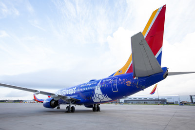 Southwest Airlines and Walt Disney Resort(R) celebrate 50 years of memories and magic. Photo credit Stephen M. Keller / Southwest Airlines.
