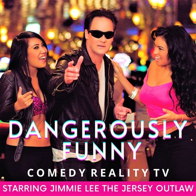Comedy TV Star, Jimmie Lee-The Jersey Outlaw and hit comedy TV show, Dangerously Funny are now shooting in Season 5.