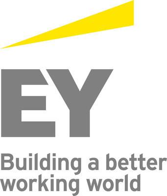 EY - Building a better working world (PRNewsFoto/EY) (PRNewsfoto/EY)