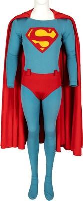 George Reeves' Superman costume