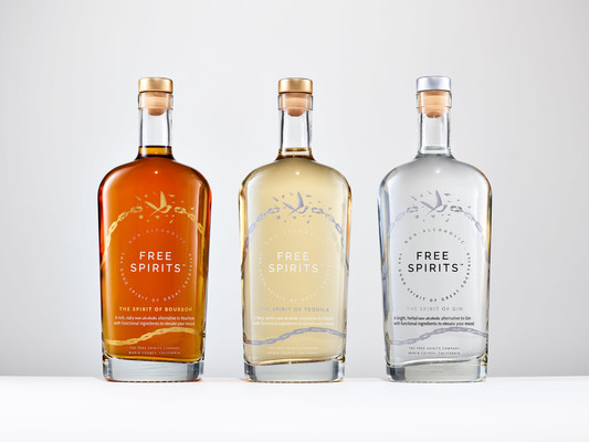 "The Free Spirits Company ""Trifecta"""