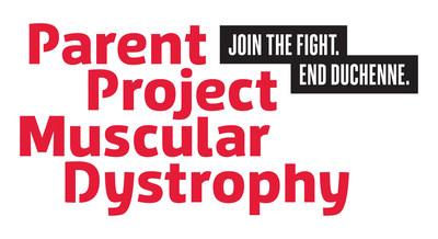 Parent Project Muscular Dystrophy logo. (PRNewsfoto/Parent Project Muscular Dystr...)