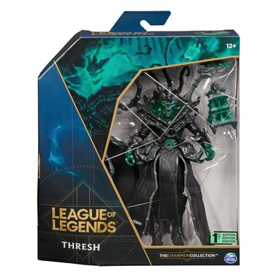 Spin Master's 6 Inch League of Legends Collector Figure Thresh (CNW Group/Spin Master)